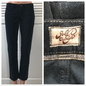 GOLDSIGN Frontier Corduroy Pant Size 26
